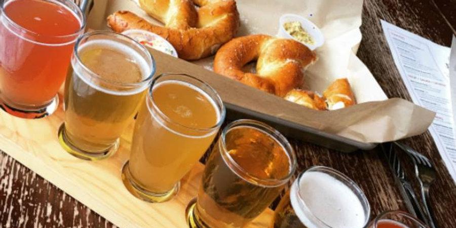 old market beer and bites