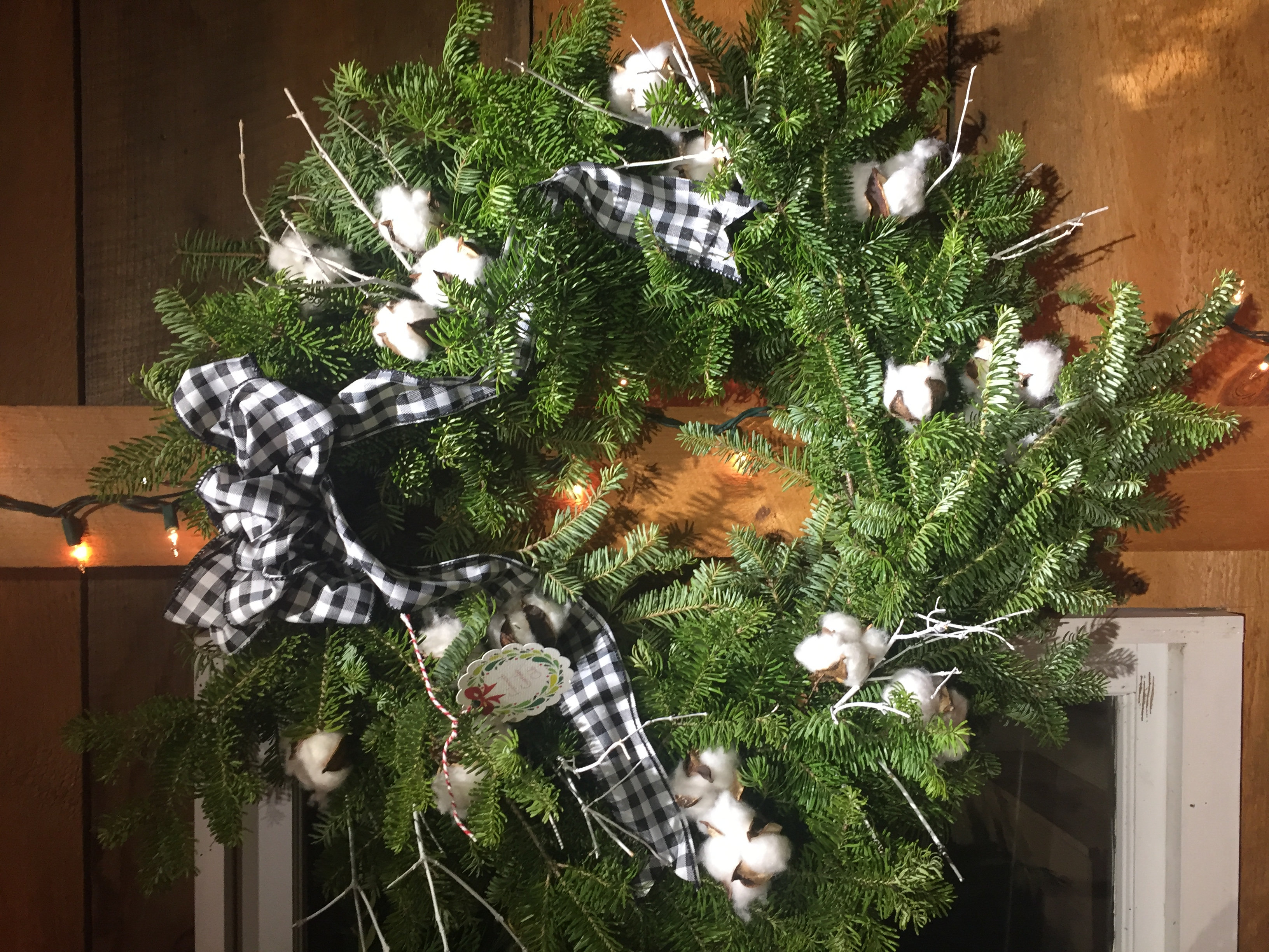 Holiday Market Wreath December 2019