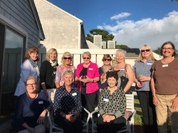 New Members Party September 2019