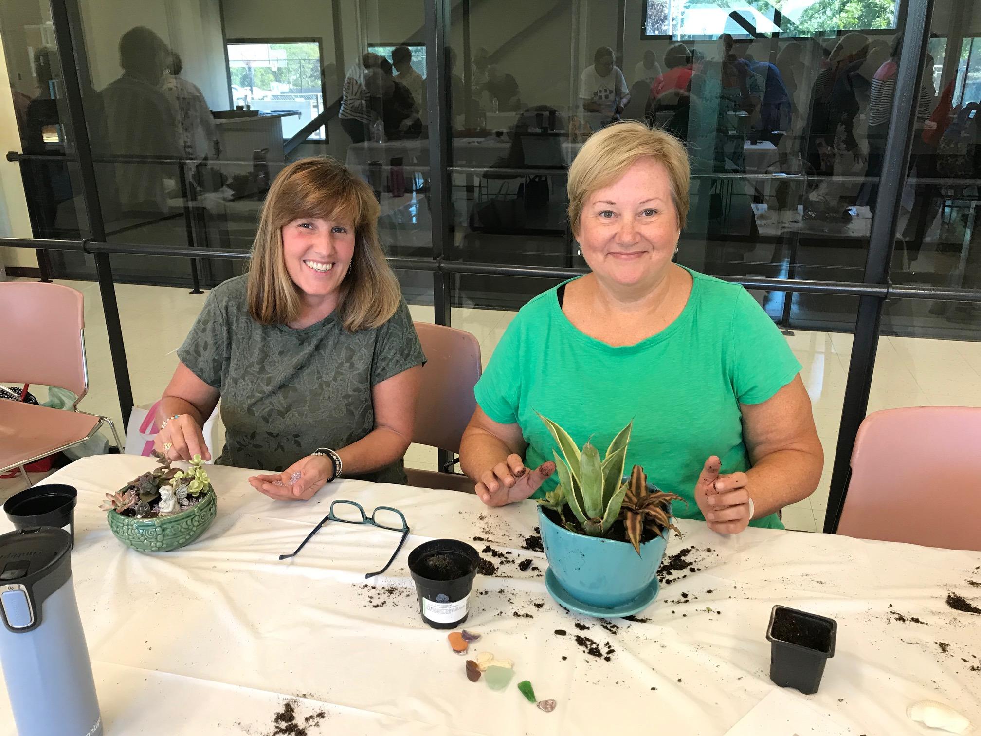 Floral Design Workshop Sept 2019