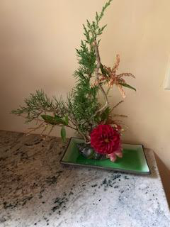 Ikebana Workshop October 2019