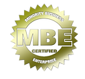 Minority Business Enterprise Certification, (MBE)