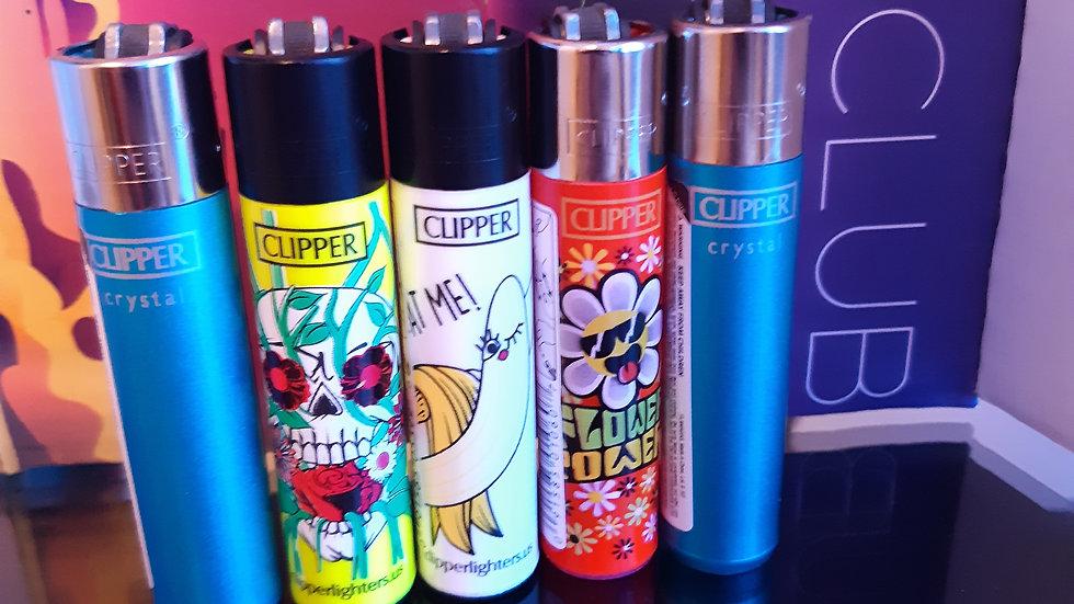 Full Size Clipper Lighter