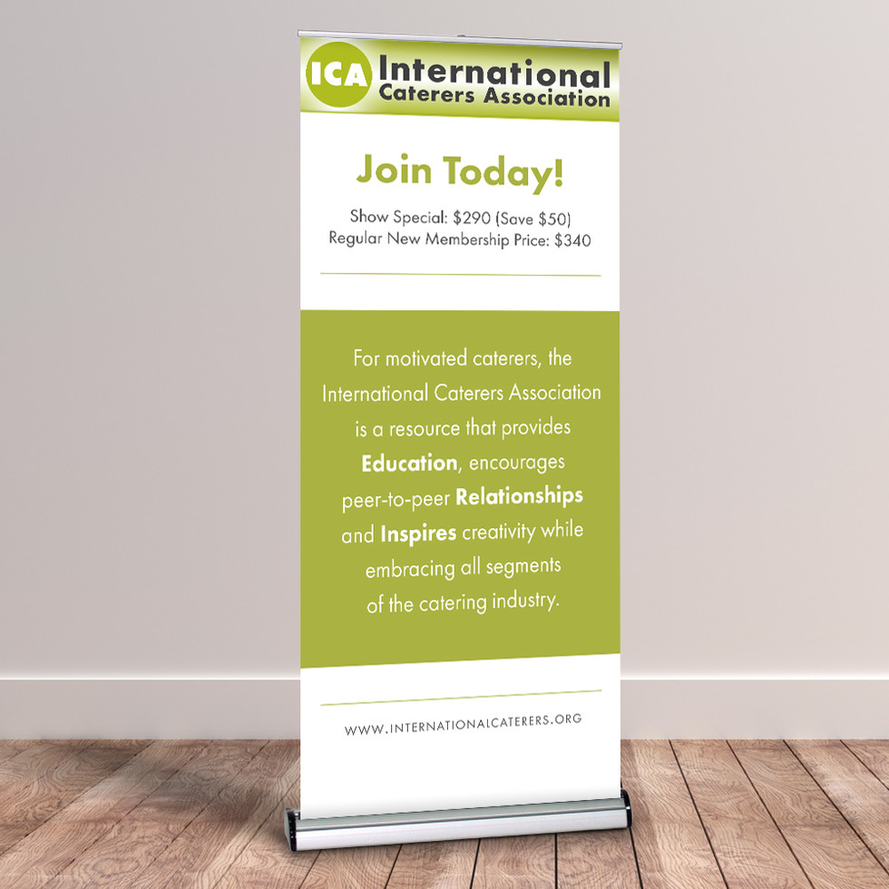 ICA Banner