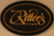 Ritter in Gold Leaf on Sign Foam