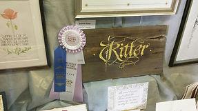 Gold Leaf Ritter