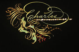 Spencerian Charles