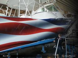 American_Flag_Boat