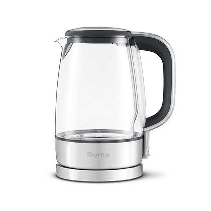 Breville The Crystal Clear Glass Electric Kettle