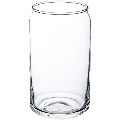 16 oz. ARC Can Shaped Beer Glasses