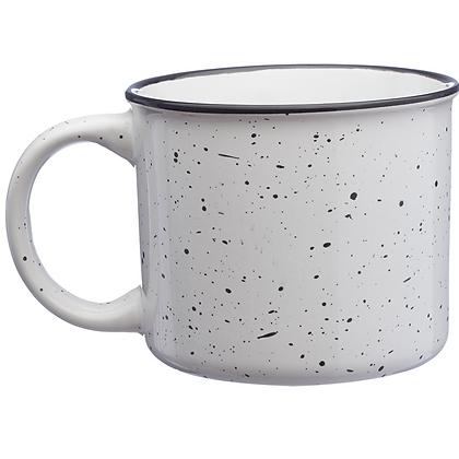 13 oz. Ceramic Campfire Custom Coffee Mug