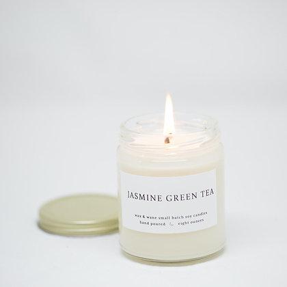 Jasmine Green Tea Modern Candle
