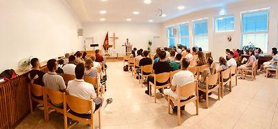 Internationale Gemein Köln Gottesdienst