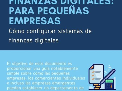 Finanzas digitales para emprendedores
