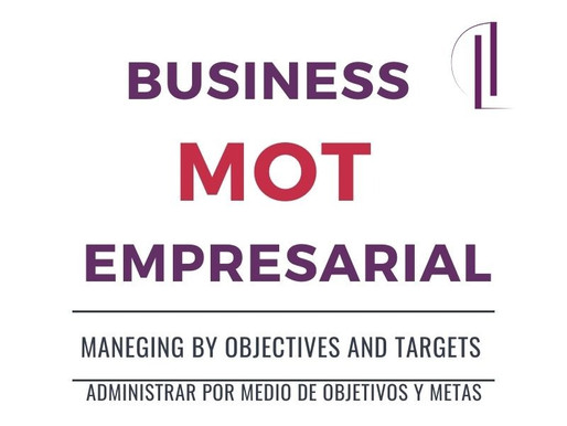 Business M.O.T. Administrar por medio de objetivos y metas