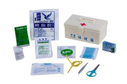 保健箱(米色) First Aid Kit -C