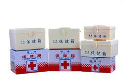 保健箱(米色) First Aid Kit-空箱系列