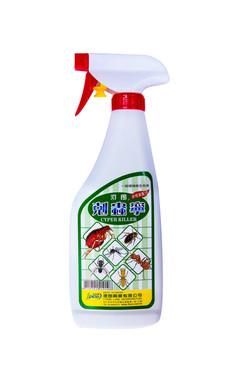 剋蟲寧(跳蚤專用)(水性) Flea Poison