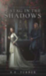 A Stag in the Shadows S E Turner fantasy novel