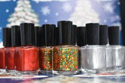 Christmas Polishes