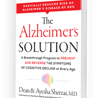 """The Alzheimer's Solution"" Authors to Collaborate with TKHF"