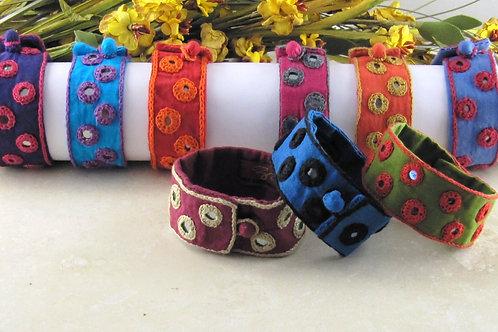 Arzu Embroidered Bracelet