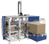 top and end load case packers for breweries