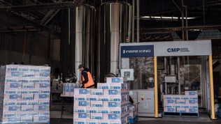 Capital Brewing Co's end of line automation upgrade doubles product output.