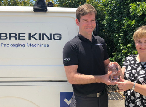 Fibre King Speeds Up Equipment Delivery Times for Customers.