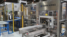 GMP Pharmaceuticals Fully Automated End of Line System: Debuting Australia's Smallest Palletiser.