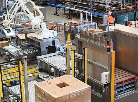 Australian Infant Formula Manufacturer Moves to Automated End of Line Packaging to Keep up with Dema