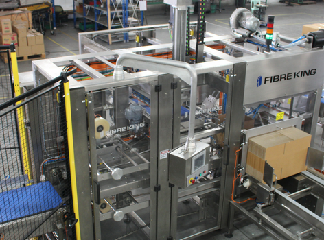 Fibre King delivers an EOL Packaging solution for GMP Pharmaceuticals - Published in Packaging News