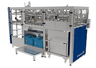 Laminator Tray Former for Meat Industry
