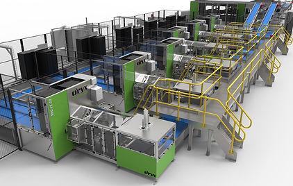Washplant system design