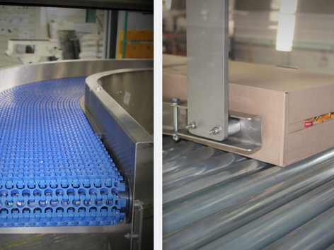 Keeping your production line moving with Fibre King conveyors