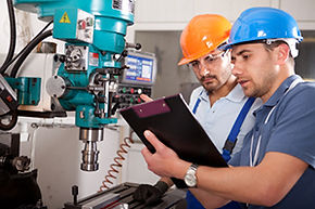 Production line service team
