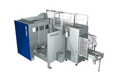 Meat and poultry palletiser