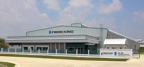 Fibre King's manufacturing facility
