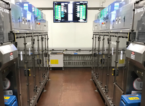Custom Lid Scheduling Solution for Australia's Largest Meat Processing Co-operative, NCMC.