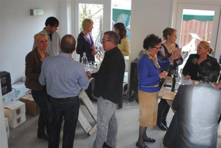 Wijnproeven bij Il Palazzo
