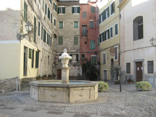 Studiereizen naar Airole, Liguria