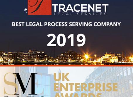 Winners - Best Legal Process Serving Company 2019