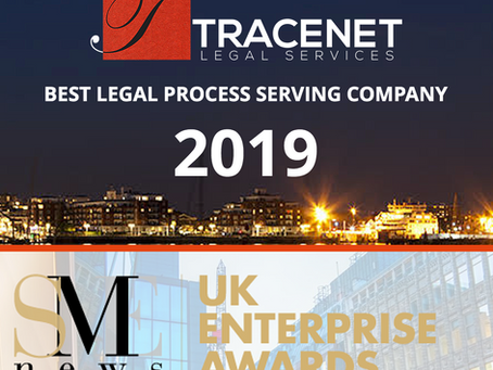 Winners - Best Legal Process Serving Company 2019