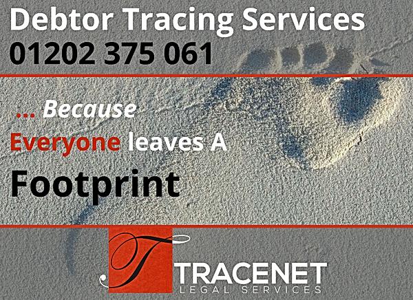 Debtor Tracing | UK Debtor Tracing Agent