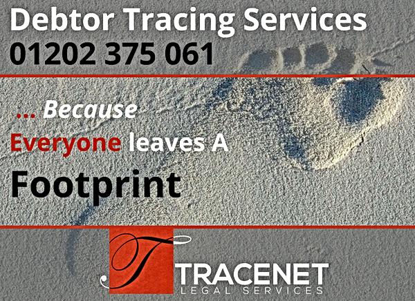 Debtor Tracing   UK Debtor Tracing Agent