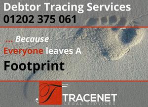 Debtor Tracing Services