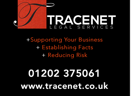 Welcome to Tracenet.co.uk