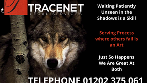 The Process Serving Specialist - Fixed Fee Process Serving through out Dorset and South Hampshire.