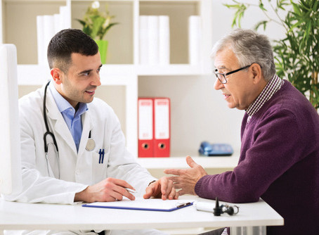 Medicare Yearly Wellness Visit
