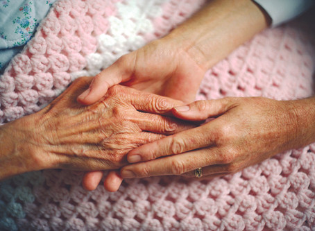 Bereavement Services are an Integral Part of Hospice Care